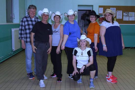 21 Février 2017 cours CARDIO-COUNTRY